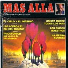 Collezionismo di Rivista Más Allá: VE15- REVISTA DE - MAS ALLA Nº 25 DE 1989 . Lote 110518031