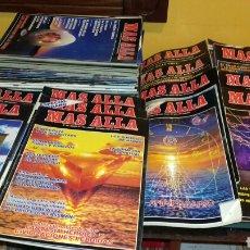 Coleccionismo de Revista Más Allá: LOTE DE 38 REVISTAS.MAS ALLA.AÑOS 80 Y 90.. Lote 111502146