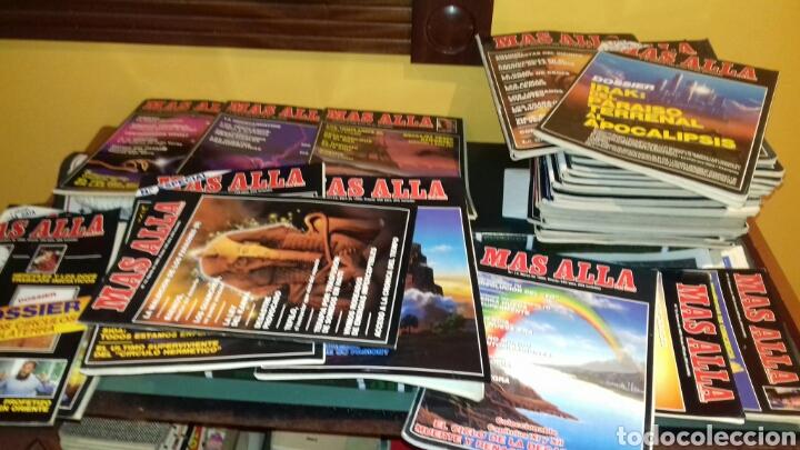 Coleccionismo de Revista Más Allá: Lote de 38 revistas.Mas alla.años 80 y 90. - Foto 4 - 111502146