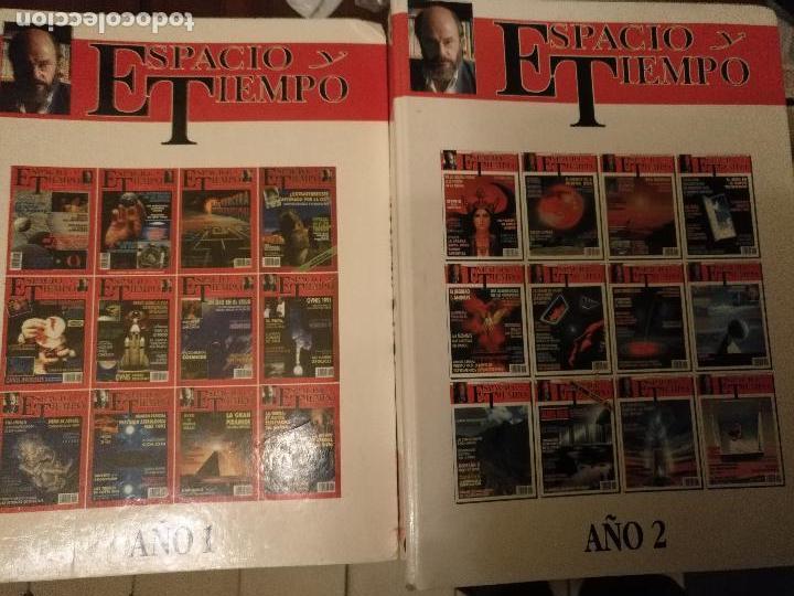Coleccionismo de Revista Más Allá: REVISTA ESPACIO Y TIEMPO - tomos encuadernados 1 y 2 - marzo 1991 febero 1993 24 primeros nºs ovnis - Foto 10 - 111718655
