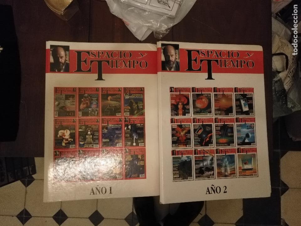 Coleccionismo de Revista Más Allá: REVISTA ESPACIO Y TIEMPO - tomos encuadernados 1 y 2 - marzo 1991 febero 1993 24 primeros nºs ovnis - Foto 11 - 111718655