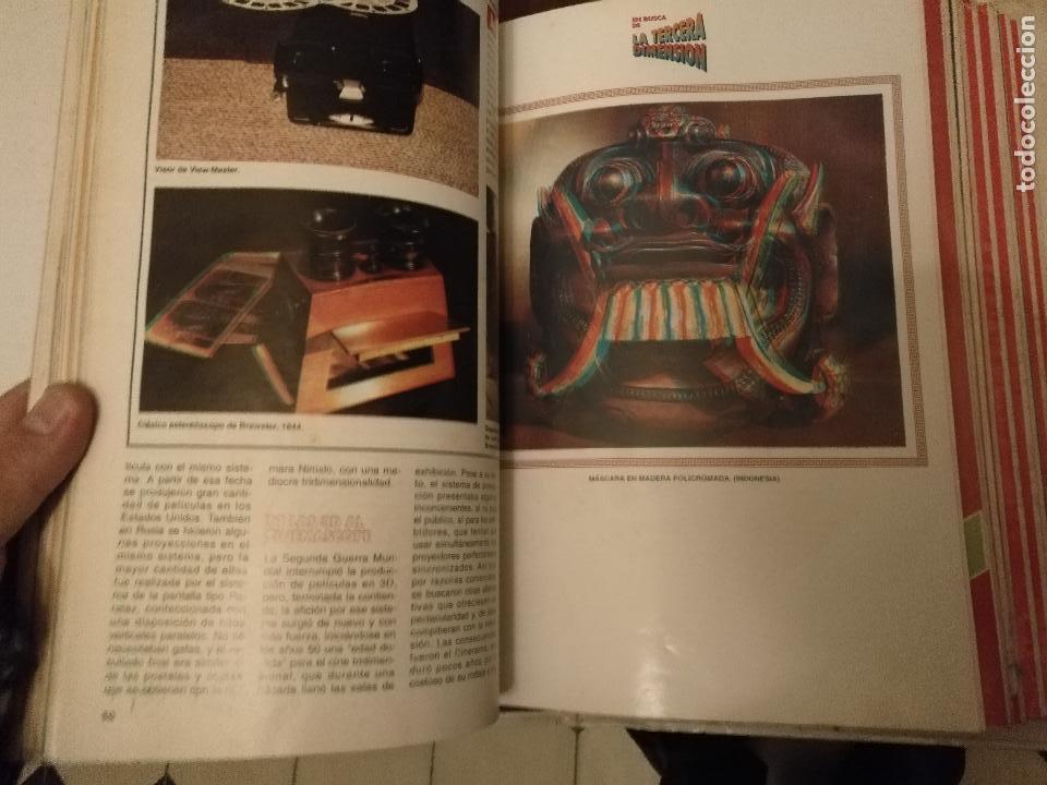 Coleccionismo de Revista Más Allá: REVISTA ESPACIO Y TIEMPO - tomos encuadernados 1 y 2 - marzo 1991 febero 1993 24 primeros nºs ovnis - Foto 12 - 111718655