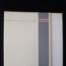 TAPAS ORIGINALES REVISTA MAS ALLA 31,5 x 22 cm.