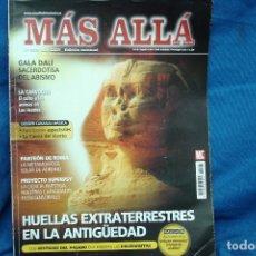 Collezionismo di Rivista Más Allá: MÁS ALLÁ Nº 292 AÑO XXIV - HUELLAS EXTRATERRESTRES EN LA ANTIGÚEDAD. Lote 245189780