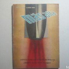 Coleccionismo de Revista Más Allá: REVISTA MAS ALLA NUMEROS 34 - 35 - 38. AÑO1956 . 3 EJEMPLARES. Lote 120372232
