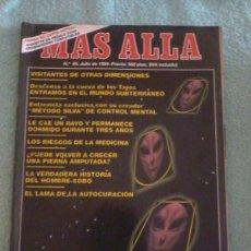 Coleccionismo de Revista Más Allá: MÁS ALLÁ. NÚMERO 65. JULIO DE 1994.. Lote 121778852