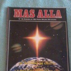 Coleccionismo de Revista Más Allá: MÁS ALLÁ. NÚMERO 5 8. DICIEMBRE DE 1993.. Lote 121780319