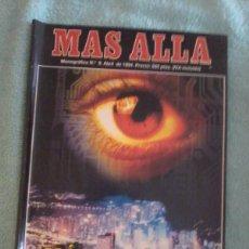 Coleccionismo de Revista Más Allá: MÁS ALLÁ. MONOGRÁFICO NÚMERO 8. ABRIL DE 1994.. Lote 121781396