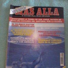 Coleccionismo de Revista Más Allá: MÁS ALLÁ. NÚMERO 101. JULIO DE 1997.. Lote 121781811