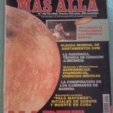 Coleccionismo de Revista Más Allá: MÁS ALLÁ. NÚMERO 92. OCTUBRE DE 1996.. Lote 121782928