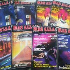 Coleccionismo de Revista Más Allá: LOTE REVISTAS MÁS ALLÁ. Lote 125037531