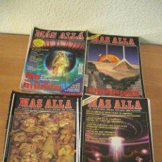 Coleccionismo de Revista Más Allá: REVISTAS MAS ALLA --LOTE 25 REVISTAS--. Lote 128149059