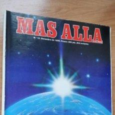 Coleccionismo de Revista Más Allá: MÁS ALLÁ Nº 10 - AÑO 89. Lote 128482843