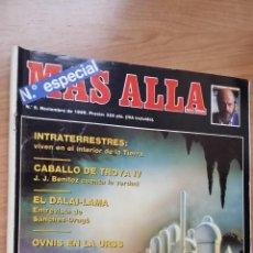 Coleccionismo de Revista Más Allá: MÁS ALLÁ Nº 9 - AÑO 89. Lote 128482875