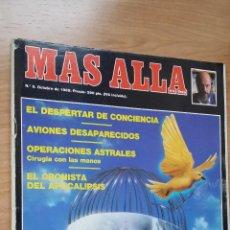 Coleccionismo de Revista Más Allá: MÁS ALLÁ Nº 8 - AÑO 89. Lote 128482911