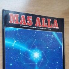 Coleccionismo de Revista Más Allá: MÁS ALLÁ Nº 46 - AÑO 92. Lote 128483035