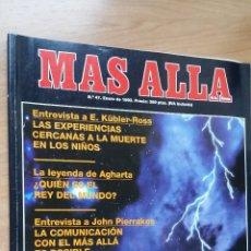 Coleccionismo de Revista Más Allá: MÁS ALLÁ Nº 47 - AÑO 93. Lote 128483083