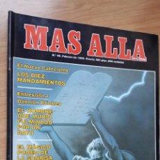 Coleccionismo de Revista Más Allá: MÁS ALLÁ Nº 48 - AÑO 93. Lote 128483171