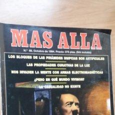 Coleccionismo de Revista Más Allá: MÁS ALLÁ Nº 68 - AÑO 94. Lote 128483195
