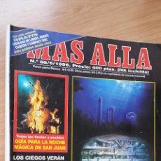 Coleccionismo de Revista Más Allá: MÁS ALLÁ Nº 88 - AÑO 96. Lote 128483243