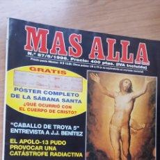Coleccionismo de Revista Más Allá: MÁS ALLÁ Nº 87 - AÑO 96. Lote 128483311