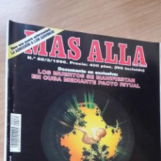 Coleccionismo de Revista Más Allá: MÁS ALLÁ Nº 85 - AÑO 96. Lote 128483563