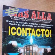 Coleccionismo de Revista Más Allá: MÁS ALLÁ Nº 90 - AÑO 96. Lote 128483631