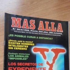Coleccionismo de Revista Más Allá: MÁS ALLÁ Nº 86 - AÑO 96. Lote 128483715