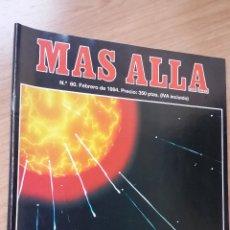Coleccionismo de Revista Más Allá: MÁS ALLÁ Nº 60 - AÑO 94. Lote 128483779