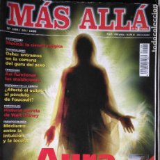 Collectionnisme de Magazine Más Allá: REVISTA MAS ALLA - N 128 ESOTERISMO, ORIENTALISMO OSHO, MALDICIONES, HISTORIA WALT DISNEY, MEDIUMS . Lote 128774071