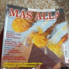 Coleccionismo de Revista Más Allá: REVISTA 11/2003 MÁS ALLÁ.IMPACTOS CÓSMICOS. DALAI LAMA. LOS FANTASMAS,CALIGRAFIA SAGRADA. Lote 132557157