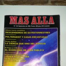 Coleccionismo de Revista Más Allá: MÁS ALLÁ N 55 SEPTIEMBRE 1993. Lote 133630561