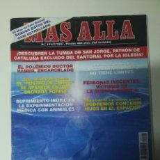 Coleccionismo de Revista Más Allá: REVISTA MÁS ALLÁ N 101 AÑO 1997. Lote 133784210