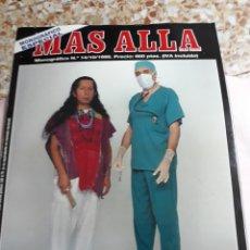 Coleccionismo de Revista Más Allá: REVISTA: MONOGRAFICO ESPECIAL NÚM. 14 .-CURANDEROS. Lote 133929799