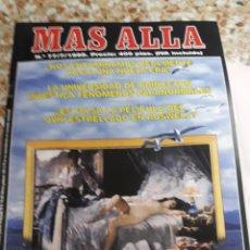 Coleccionismo de Revista Más Allá: REVISTA 7/1995 ESPIRITUALIDAD Y SEXUALIDAD .ESTÁN REÑIDAS?. Lote 133931226