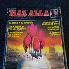 Coleccionismo de Revista Más Allá: 122-REVISTA MAS ALLA Nº 2 ABRIL 1989. Lote 134550750