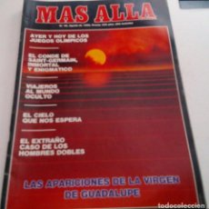 Coleccionismo de Revista Más Allá: VIRGEN DE GUADALUPE.CONDE DE SAINT GERMAIN.HOMBRES DOBLES..MAS ALLA Nº 42.1992. Lote 137406770