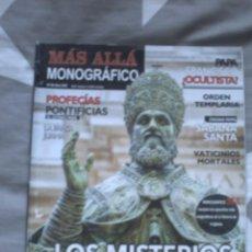 Coleccionismo de Revista Más Allá: MAS ALLA Nº90. Lote 137721034