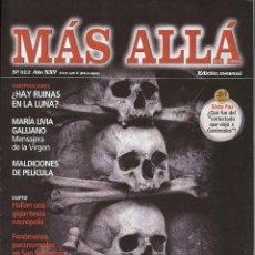 Coleccionismo de Revista Más Allá: LOTE 63 REVISTAS MAS ALLA. Lote 141133686