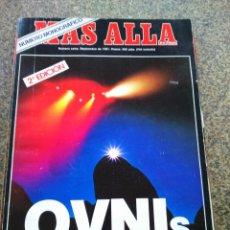 Coleccionismo de Revista Más Allá: REVISTA MAS ALLA -- NUMERO MONOGRAFICO -- OVNIS -- SEPTIEMBRE 1991 -- . Lote 142905330