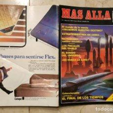 Coleccionismo de Revista Más Allá: REVISTA MÁS ALLÁ Nº 3 - MAYO DE 1989. Lote 143204138