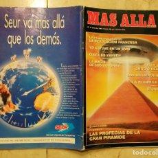 Coleccionismo de Revista Más Allá: REVISTA MÁS ALLÁ Nº 4 - JUNIO DE 1989. Lote 143205358
