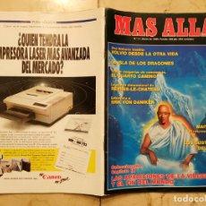 Coleccionismo de Revista Más Allá: REVISTA MÁS ALLÁ Nº 11 - ENERO DE 1990. Lote 143210558