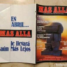 Coleccionismo de Revista Más Allá: REVISTA MÁS ALLÁ Nº 12 - FEBRERO DE 1990. Lote 143303626