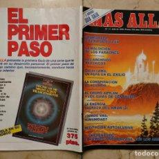 Coleccionismo de Revista Más Allá: REVISTA MÁS ALLÁ Nº 17 - JULIO DE 1990. Lote 143304862