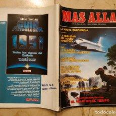 Coleccionismo de Revista Más Allá: REVISTA MÁS ALLÁ Nº 23 - ENERO DE 1991. Lote 143308510