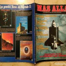 Coleccionismo de Revista Más Allá: REVISTA MÁS ALLÁ Nº 24 - FEBRERO DE 1991.. Lote 178885860