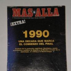 Coleccionismo de Revista Más Allá: Nº EXTRAORDINARIO DICIEMBRE DE 1989 , REVISTA MAS ALLA . EXTRA . HOROSCOPO SIGNO A SIGNO. Lote 143655754