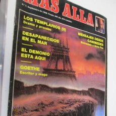 Coleccionismo de Revista Más Allá: MAS ALLA Nº 7 SEPTIEMBRE 1989. Lote 144498506