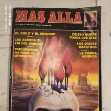Coleccionismo de Revista Más Allá: REVISTA MÁS ALLÁ Nº 2. Lote 147534494